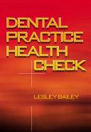 Dental Practice Health Check