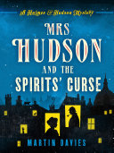 Pdf Mrs Hudson and the Spirits' Curse Telecharger