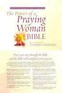 The Power of a Praying Woman Bible NIV