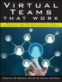 Virtual Teams That Work Pdf/ePub eBook