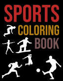 Sports Coloring Book