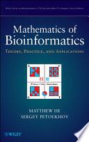 Mathematics of Bioinformatics