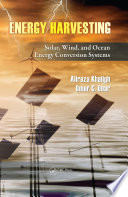 Energy Harvesting Book PDF