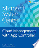 Microsoft System Center Cloud Management with App Controller