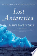 Lost Antarctica Book