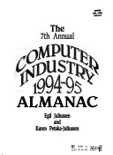Computer Industry Almanac  1994 95