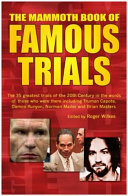 The Mammoth Book of Famous Trials