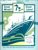 EPA  Great Minds   Great Lakes   Lake Guardian  Don t Miss The Boat With Environmental Education  March 1997