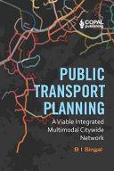 Public Transport Planning