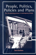 People  Politics  Policies and Plans