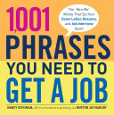 1 001 Phrases You Need to Get a Job  The  Hire Me  Words