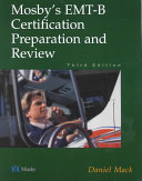 EMT B Certification Preparation and Review Book