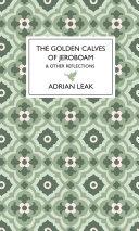 The Golden Calves of Jeroboam Pdf