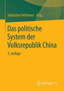 Das politische System der Volksrepublik China - Seite 464
