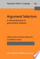 Argument Selectors