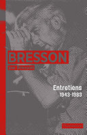 Bresson par Bresson Pdf/ePub eBook