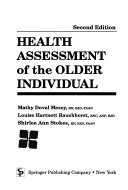 Health Assessment of the Older Individual Book