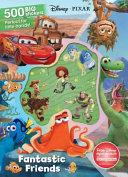 Disney Pixar Fantastic Friends