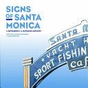 Signs of Santa Monica