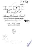 Il libro italiano rassegna bibliografica generale