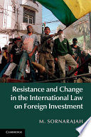 Resistance and Change in the International Law on Foreign Investment Pdf/ePub eBook