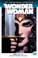Wonder Woman Vol. 1: The Lies