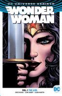 Wonder Woman Vol  1  The Lies