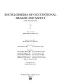 Encyclopaedia of Occupational Health and Safety  Hazards