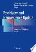 Psychiatry and Neuroscience Update   Vol  II