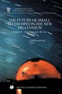 The Future of Small Telescopes in the New Millennium