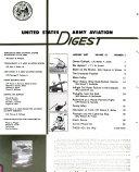 United States Army Aviation Digest