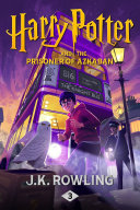 Harry Potter and the Prisoner of Azkaban Book