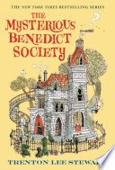 The Mysterious Benedict Society Trenton Lee Stewart Cover