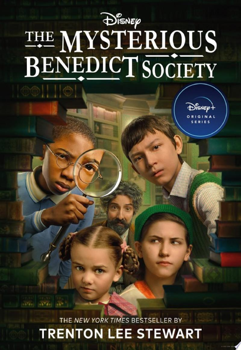 The Mysterious Benedict Society banner backdrop