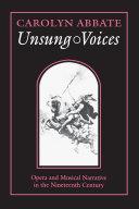Unsung Voices