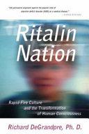 Ritalin Nation