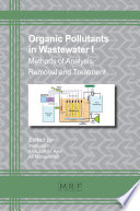 Organic Pollutants In Wastewater I Book PDF
