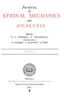 Journal of Mathematics and Mechanics