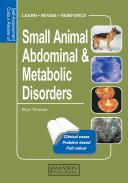 Small Animal Abdominal & Metabolic Disorders
