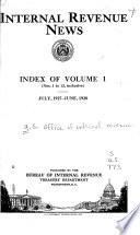 Internal Revenue News