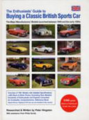 The Enthusiasts  Guide to Buying a Classic British Sports Car