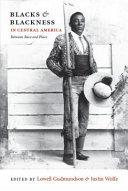 Blacks and Blackness in Central America Pdf/ePub eBook