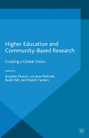 Higher Education and Community-Based Research Pdf/ePub eBook