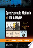 Spectroscopic Methods in Food Analysis Book