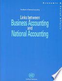Links Between Business Accounting and National Accounting