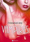 Pdf Vampires - 3 romances Sexy Telecharger