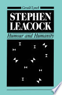 Read Online Stephen Leacock For Free