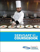 Servsafe Coursebook with Answer Sheet Plus New Myservsafelab with Pearson Etext