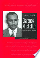 The Papers of Clarence Mitchell, Jr: 1942-1943