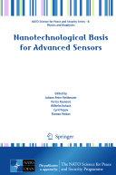 Nanotechnological Basis for Advanced Sensors